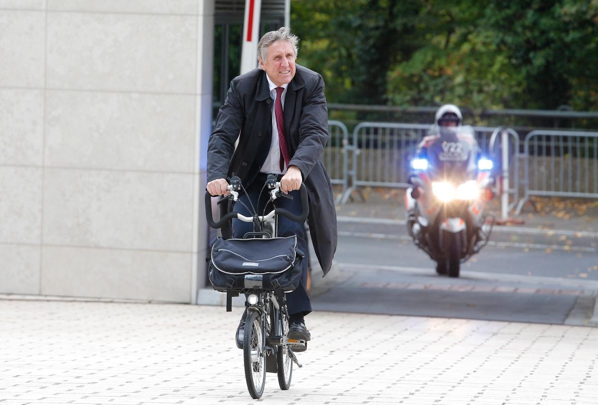 François Bausch, ministre du Développement durable et des Infrastructures (Luxembourg);